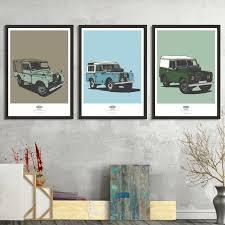 land rover chocolate m ms wall art prints