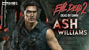 ArtStation - Ash William from Evil Dead 2: Dead By Dawn (Film), Gagan Singh