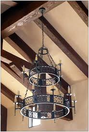 tuscan chandelier