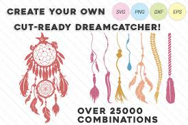 Design Your Own Dream Catcher Dream Catcher Kit Design your own dream catcher SVG Cut file by 39
