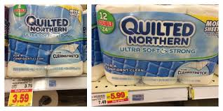 NEW Quilted Northern Coupon + Kroger Sales! - Kroger Krazy & Quilted Northern Adamdwight.com