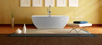 stylish bathtubs