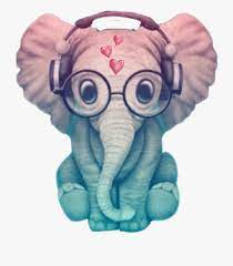 Cute Elephant iPhone Wallpaper (Page 1 ...