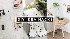 diy ikea furniture. DIY IKEA HACKS - Super Affordable, Minimal + EASY! (2018) // Lone Fox Diy Ikea Furniture
