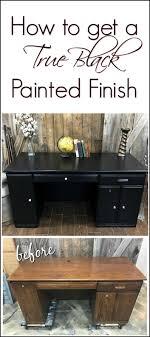 Best 25+ Black painted furniture ideas on Pinterest   Black painted  dressers, Furniture redo and Diy furniture redo