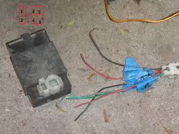 cdi wiring com atv enthusiast community i have 6 wires two blacks two reds a green and a gray and well the cdi box has a two wire connector then a four wire connector ive included a picture