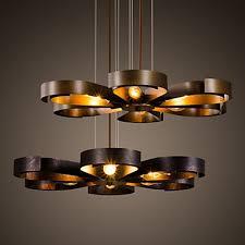 retro classic metal ceiling lights