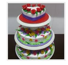 Engagement 3 Tier Cake At Rs 8500 Number Sector 24 Gurgaon Id