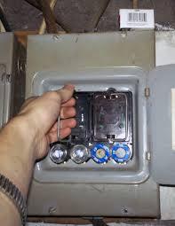 distribution board fuse boxes