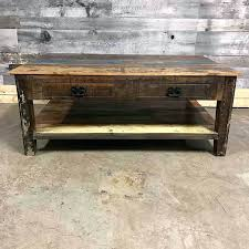 reclaimed wood coffee table reclaimed wood coffee table rustic reclaimed wood round coffee table