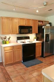 Small Picture Great Ideas to update Oak Kitchen Cabinets
