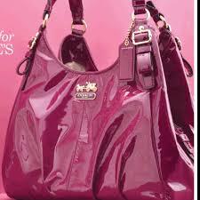 ... Coach Madison Maggie bag Coach Outt Odette Grommet Medium Purple ...