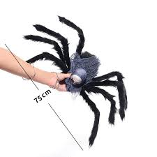 2Pcs <b>Skull</b> Ghost Head Spider <b>Halloween</b> Bar Decoration Horror ...