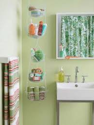 Bathroom Accessories Decorating Ideas Diy bathroom storage ideas 22