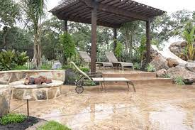 cost to install a concrete patio 2021