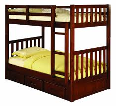 Amazon Discovery World Furniture Twin over Twin Bunk Bed with