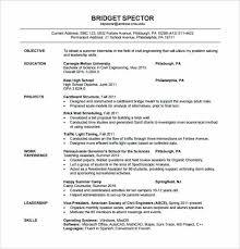 Fresher Resume Sample Resume Template For Freshers Fresher Resume