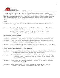 Mla Citation For Essay Blog