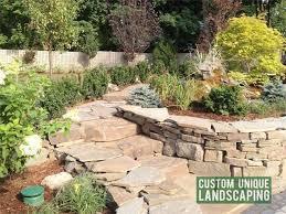 Unique Landscaping Gallery Custom Unique Landscaping