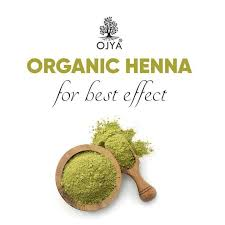 Ojya Brown Henna Hair Colour Is Unique Rich With