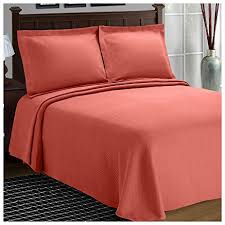 120 x 120 king bedspread. Brilliant King 3 Piece 120 X Oversized Coral Pink King Bedspread To The Floor Set  Extra For X S