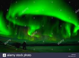 Northern Lights Sweden March Northern Lights Aurora Borealis Seen In Late March From