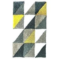grey yellow bath mat mats and towels bathroom rugs black cotton tile rug set with step decorative bathroom rug sets decoration yellow
