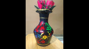 Designs For Flower Pot Painting Pot Painting Home Decor Flower Pot Painting Flower Painting Pot Decoration