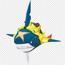 Pokémon Sun and Moon Ash Ketchum Pokémon HeartGold and SoulSilver Sharpedo,  others, pokemon, ash Ketchum, alola png