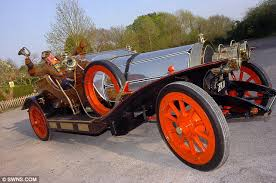 hammer car. under the hammer: car from classic film was sold for just £ hammer