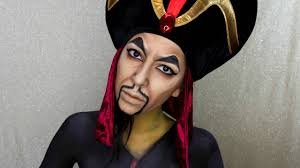 disney villain series part 7 jafar from aladdin makeup tutorial you