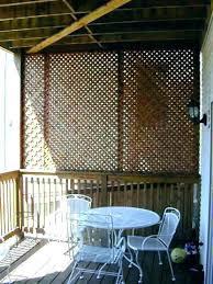 outdoor patio screens. Porch Privacy Screen Front Outdoor Patio Railing Screens Sun Shades H