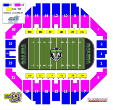 Salina Residents To Decide Name Of First Arena Football Team