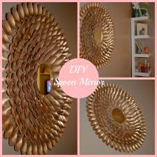 Diy mirror frame ideas Wooden Attractive Diy Mirror Decoration 16 Diy Round Frame Ideas Relating To Diy Round Mirror Frame Ideas Cakning Home Design Find Out Full Gallery Of Unique Diy Round Mirror Frame Ideas