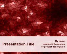11 Best Red Powerpoint Templates Images Powerpoint Template Free