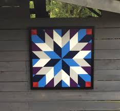 Quilt Patterns On Barns Cool Decorating