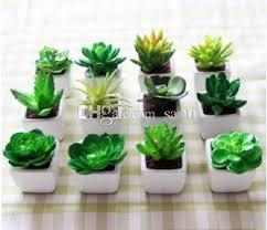 small plant for office desk. best new arrive decorative flower pots planters artificial plants with vase bonsai tropical cactus fake succulent plant potted on the desk under 252 small for office w