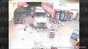 Chandler Police Thefts Into Crashing Before Video Truck Gun Shows Store ggP4wqArn