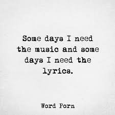 Music Lyric Quotes
