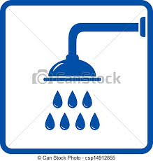 shower head clipart. Icon With Shower Head - Csp14912855 Clipart R