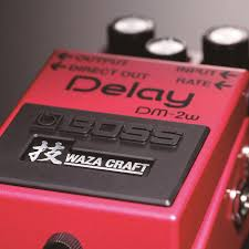 <b>Boss DM</b>-<b>2W</b> Delay Waza Craft — купить в интернет-магазине ...