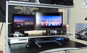 full size of desk home desk stunning gaming corner image ideas photo of perfect computer
