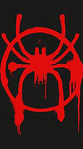 Wallpaper Spider-man logo, art picture ...