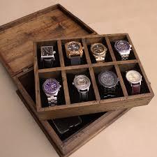 men s watch box watch box watch case wood watch box like this item
