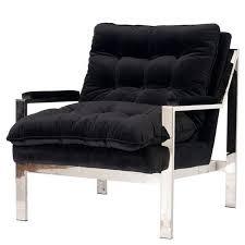 world away furniture. World Away Cameron Chair Nickel Black World Away Furniture