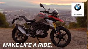 IN THE SPOTLIGHT: The new <b>BMW G 310 GS</b> - YouTube