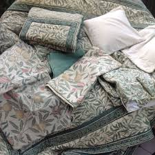william morris bedding