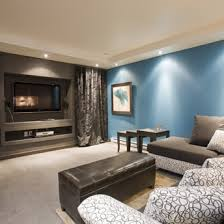 basement design. From Video Gaming To Family Movie Nights, A Cozy Basement Will Be Frequently Used Design S