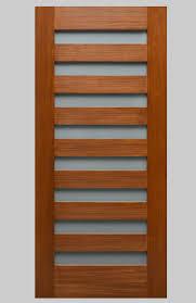 beautiful genuine wood doors