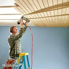 how to hang drywall on ceiling by yourself install a tongue and groove ceiling ceiling hanging drywall ceiling solo